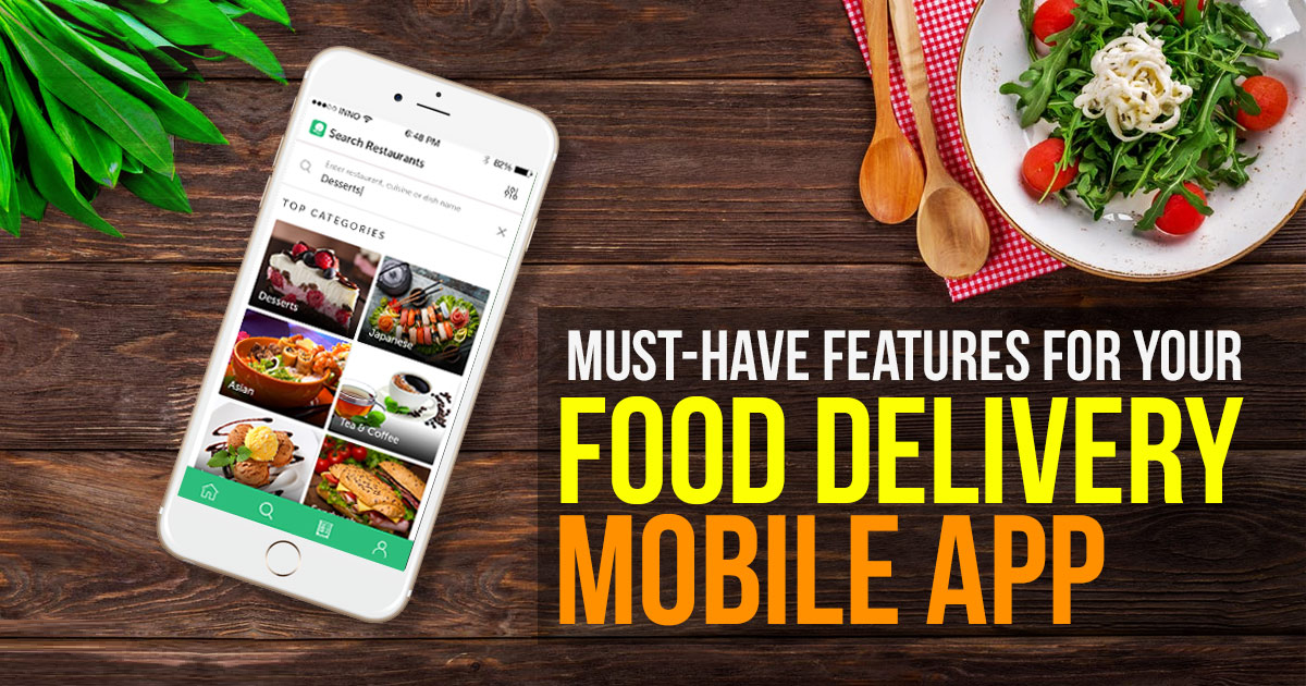 features-of-food-app