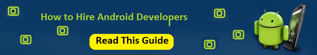 how to hire android developers